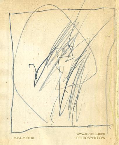 """""""Čiukčijos pasakos"""". 1963 m. / Priešlapis."""