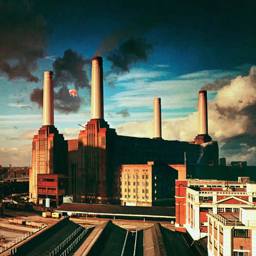 Pink Floyd. Animals 1977.